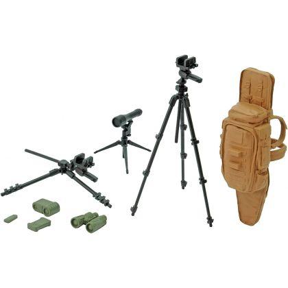TOMYTEC Little Armory LD028 Sniping Tool A  Plastic Model Kit