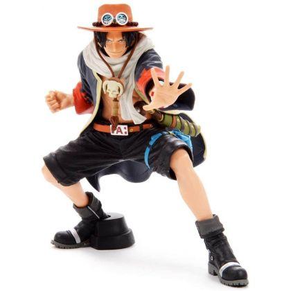 BANDAI Banpresto - One Piece - King of Artist Portgas D. Ace III Figure