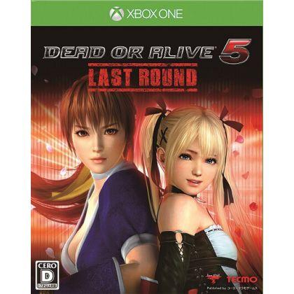 Koei Tecmo Dead or Alive 5: Last Round Xbox One