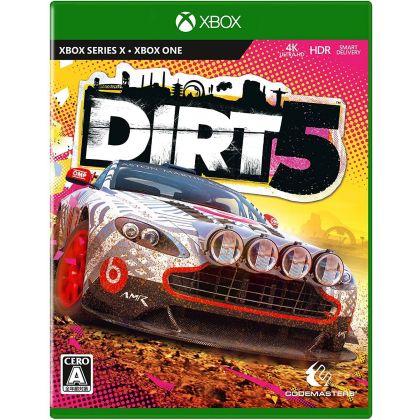 Koch Media DIRT 5 for Xbox Series X/ Xbox One