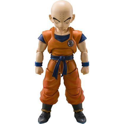 BANDAI S.H.Figuarts Dragon Ball Z - Krilin -The Strongest Man on Earth- Figure