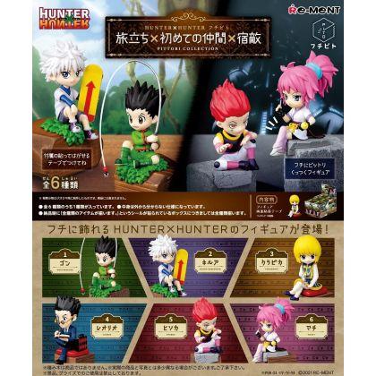 RE-MENT - HUNTER×HUNTER Fuchi Pito Figure Collection Box (6pcs)