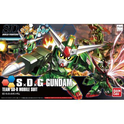 BANDAI SDBF Gundam Build...