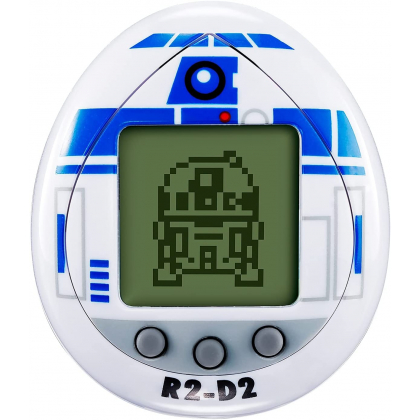 BANDAI - R2-D2 TAMAGOTCHI Classic color ver.