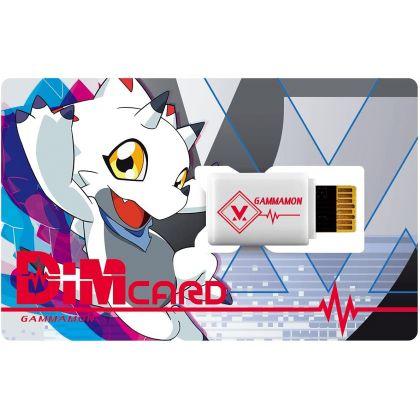 BANDAI Digimon Adventure - Digimon Ghost Game Dim Card -V1- Gammamon
