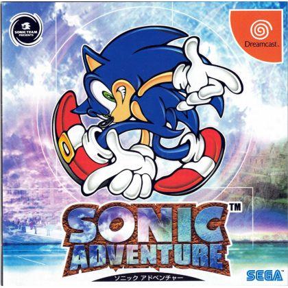 SEGA - Sonic Adventure for SEGA Dreamcast