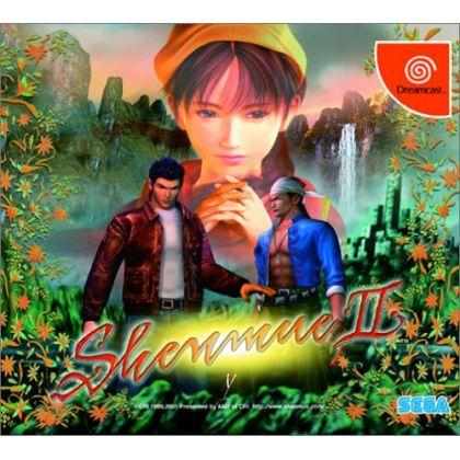 SEGA - Shenmue II for SEGA Dreamcast