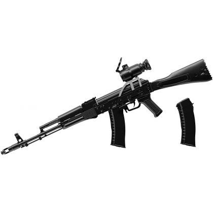TOMYTEC Little Armory LA060 AK74M Type  Plastic Model Kit