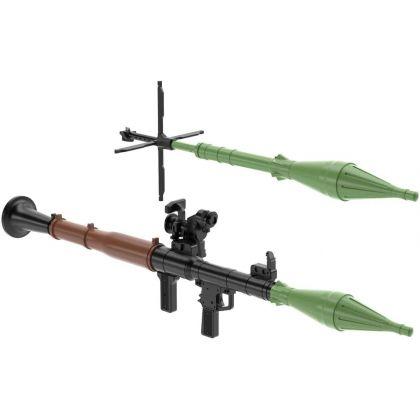 TOMYTEC Little Armory LA061 RPG7 Type  Plastic Model Kit