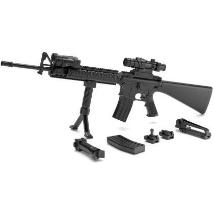 TOMYTEC Little Armory LA056  M16A4 Type  Plastic Model Kit