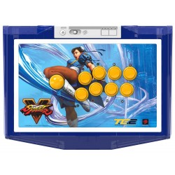 Mad Catz MCS-FS-SFV-TE2-CHL  PS3 / PS4 Street Fighter V Arcade Tournament Edition 2 Chun-Li