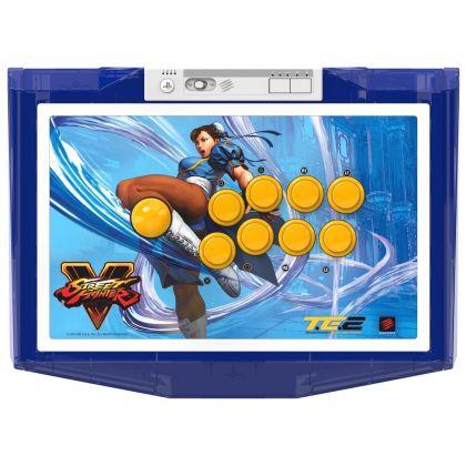 Mad Catz MCS-FS-SFV-TE2-CHL  PS3 / PS4 Street Fighter V Arcade Tournament Edition 2 Chun-Li