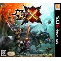 Monster Hunter X / Cross  NINTENDO 3DS