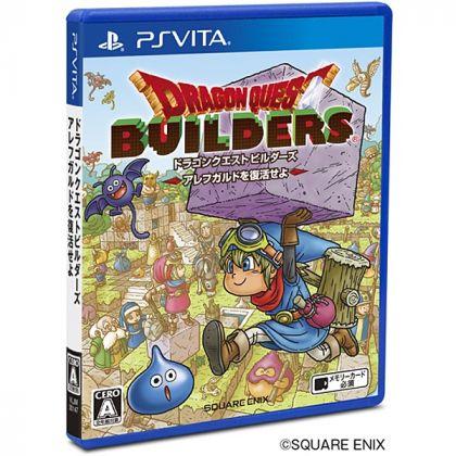 SQUARE ENIX Dragon Quest Builders [PS VITA software]
