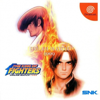 SNK - The King of Fighters Dream Match 1999 for SEGA Dreamcast