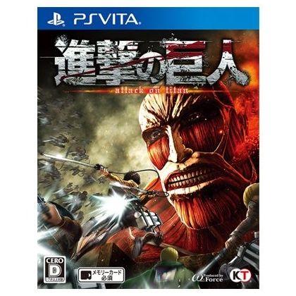 Koei Tecmo Games Shingeki no kyojin [PS Vita software]