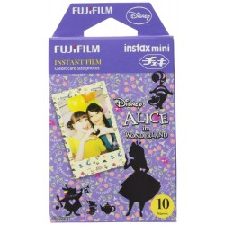 FUJIFILM Instax film 10 pieces picture (Alice in Wonderland) INSTAX MINI ALICE WW 1