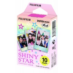 FUJIFILM Instax film 10 pieces picture (shiny star) INSTAX MINI STAR WW1