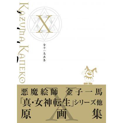 Artbook - Kazuma Kaneko Works X (10)