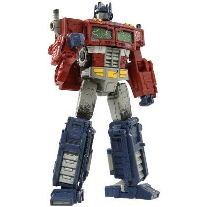 TAKARA TOMY - Transformers War for Cybertron - Premium Finish PF WFC-01 Optimus Prime
