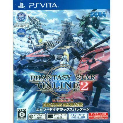 Phantasy Star Online 2 Episode 4 [Deluxe Package]