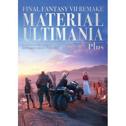 Artbook  Square Enix - Final Fantasy VII Remake - Materia Ultimania Plus