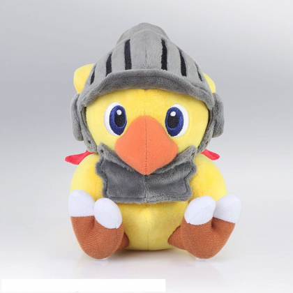 SQUARE ENIX - Chocobo no Fushigi na Dungeon - Chocobo Knight Plush